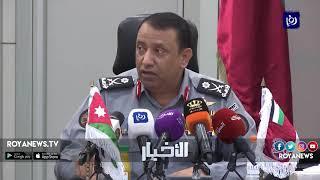 المدير العام لقوات الدرك يلتقي وفدا من أبناء معان - (7-4-2019)