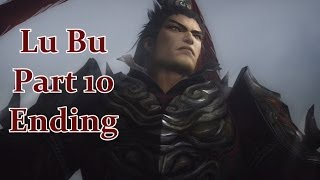 Dynasty Warriors 8: Xtreme Legends Complete Edition - Lu Bu Walkthrough Part 10 {PS4, Full 1080p HD}