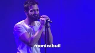 Pablo Alborán - Gracias, concierto Madrid 12 junio 2015