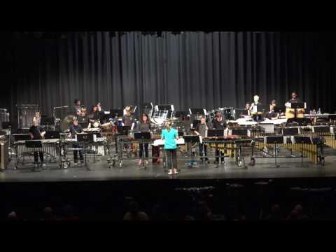 Homewood Middle School Percussion Ensembles