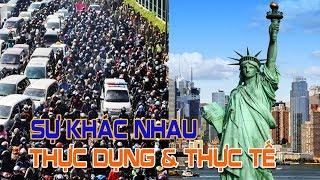 Sự khác nhau giữa thực tế và thực dụng ở Việt nam và Mỹ!