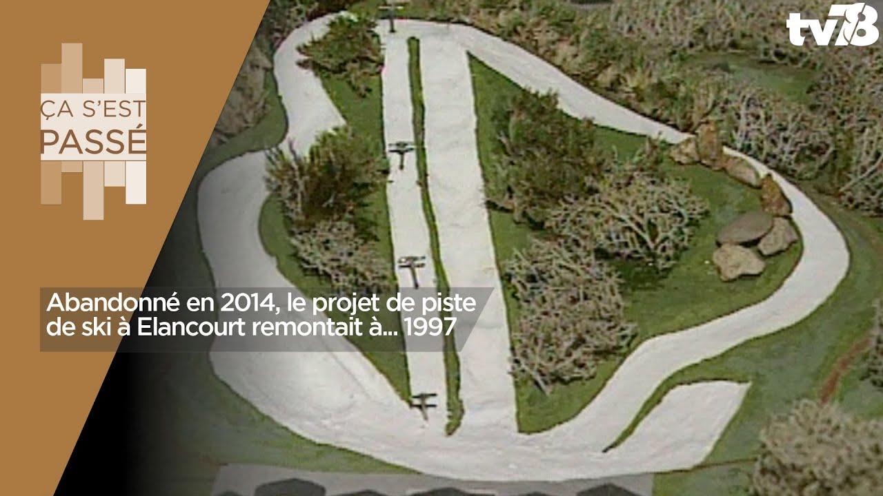 Ça s'est passé… abandonné en 2014, le projet de piste de ski à Elancourt remontait à… 1997