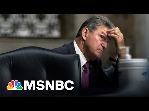 Why Senate Republicans Should Reach Out To Joe Manchin