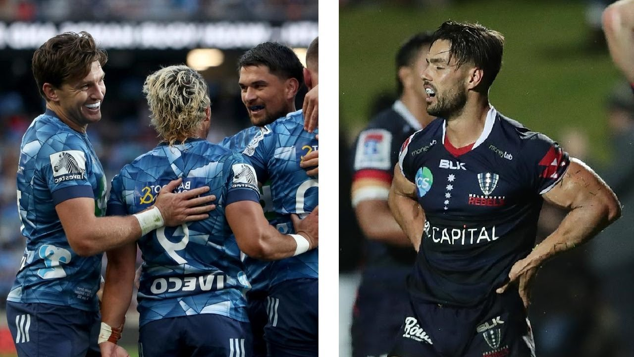 Why is Super Rugby AU So Boring Compared to Super Rugby Aotearoa?