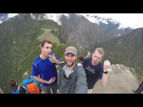 Peru Travel Bros- GoPro