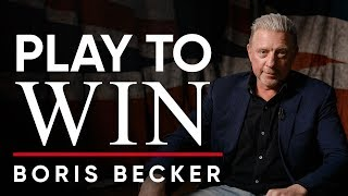 BORIS BECKER - PLAY TO WIN: How I Reached the Wimbledon Hall of Fame | London Real