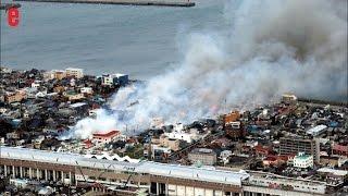 Japon: un incendie géant ravage plus de 140 bâtiments