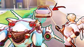 Mind-Blowing *SAVE* [SUPER CLUTCH!] - Overwatch Best Plays & Funny Moments #192