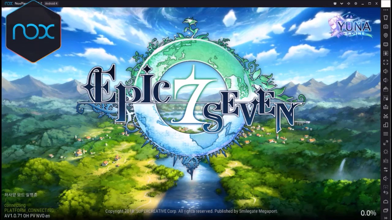 Play Epic Seven on PC with NoxPlayer - Easy way to level up fast and  promote units!