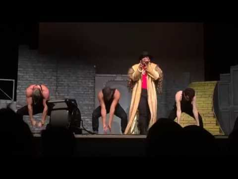 Todrick Hall - Straight Outta Oz ; Lyin' To Myself (live) Part 1- Toronto August 6th, 2016