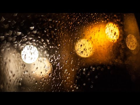 [ASMR] Binaural Rainy Day Poetry