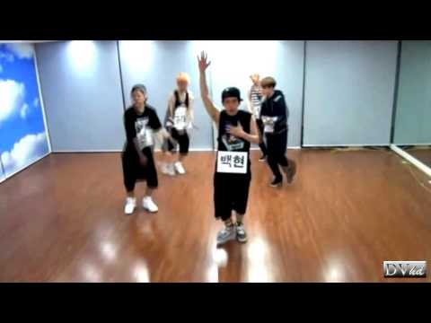 EXO (SHINee) - Why So Serious? (dance Practice) DVhd