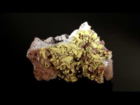 Tyuyamunite,Lisbon Mine,Warren,Montana