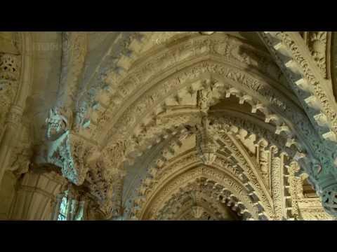 1/4 Rosslyn Chapel : A Treasure in Stone
