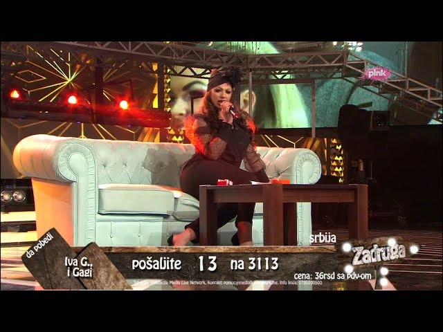 Zadrugovizija - Miljana Kulić / Bilo je lepo - 23.02.2020.