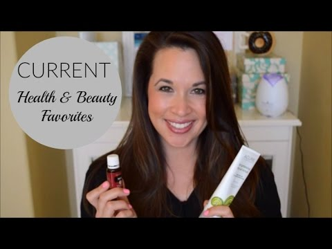 My Current Health & Beauty Favorites | Cozycakes Cottage