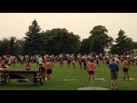 2015 Bluecoats Woods fullout
