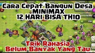 Cara Cepat Membuat Desa Mini Base Di Game Clash Of Clans Hanya Dalam 12 Hari Sudah Th8