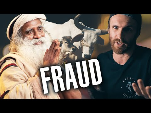 Sadhguru EXPOSED By One Question (DELETED VIDEO - SADHGURU TRIED TO SILENCE ME!)