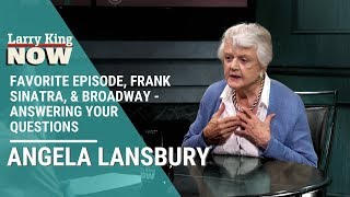 Her Favorite Episode, Frank Sinatra, & Broadway - Angela Lansbury Answers Your Questions