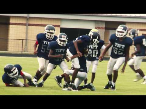 Tift County Football Video: Tift County Soap Bowl 2K16 (6th Grade Blue Devils)