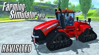 Farming Simulator 2013 Revisited | Part 1(We take a journey back in time to see how the Farming Simulator series has evolved since Farming Simulator 2013., 2016-12-30T15:00:02.000Z)