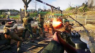 CALL OF DUTY WW2 Headquarters Gameplay + All Trailers