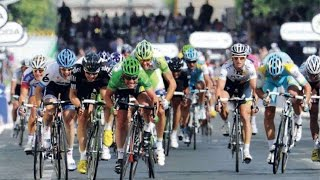 Best Cycling Sprint Finishes