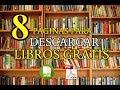 8 Mejores Páginas Para Descargar Libros Gratis [EPUB - PDF ...