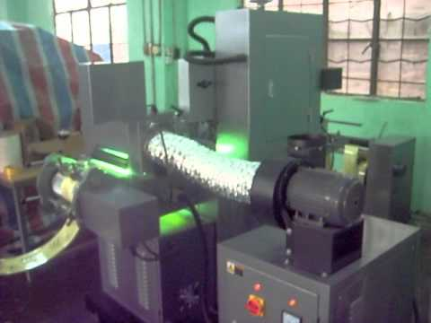 ROLL TO ROLL SILK SCREEN PRINTING MACHINE 1ST TIME PRINTING