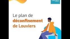 Plan de déconfinement de Louviers