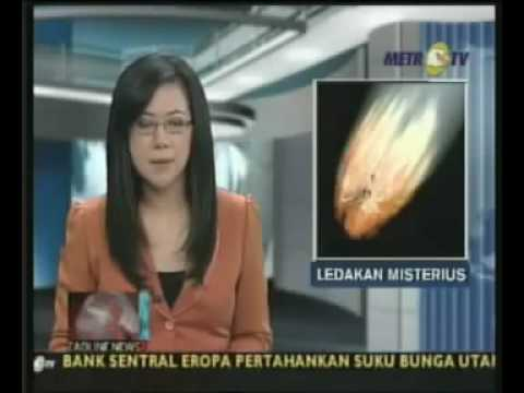 asteroid over indonesia - photo #34