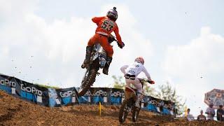 Christopher Blackmer Two-Stroke 125 All Star Full Moto | 2019 Budds Creek | Racer X Films