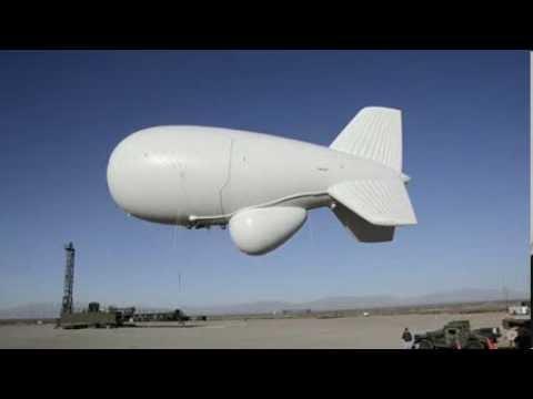 JLENS Operations at White Sands Missile Range 2012