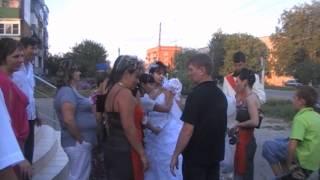 Свадьба, букет, подвязка