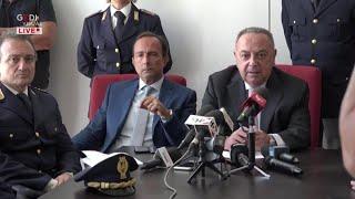 Bltz anti-mafia Palermo-New York, procuratore Lo Voi: