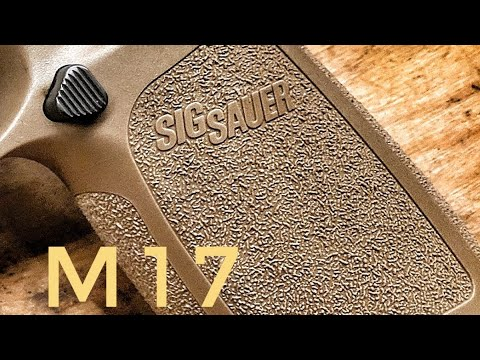 Sig Sauer M-17 Review: The Army Knows What It's Doing