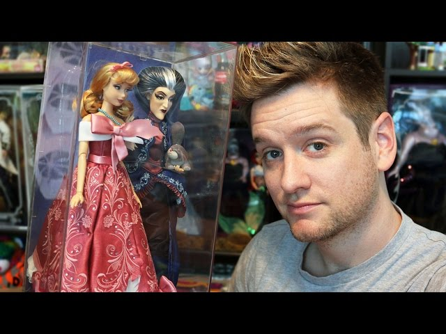 Doll Review / Cinderella and Lady Tremaine / Disney Fairytale Designer Collection
