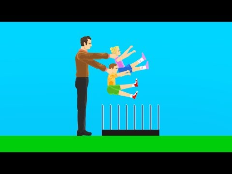 WORLD'S WORST TEACHER! (Happy Wheels)