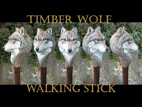Timber Wolf and