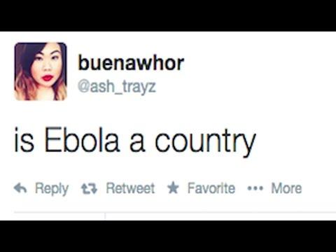 Top 10 Dumbest Tweets - Part 5