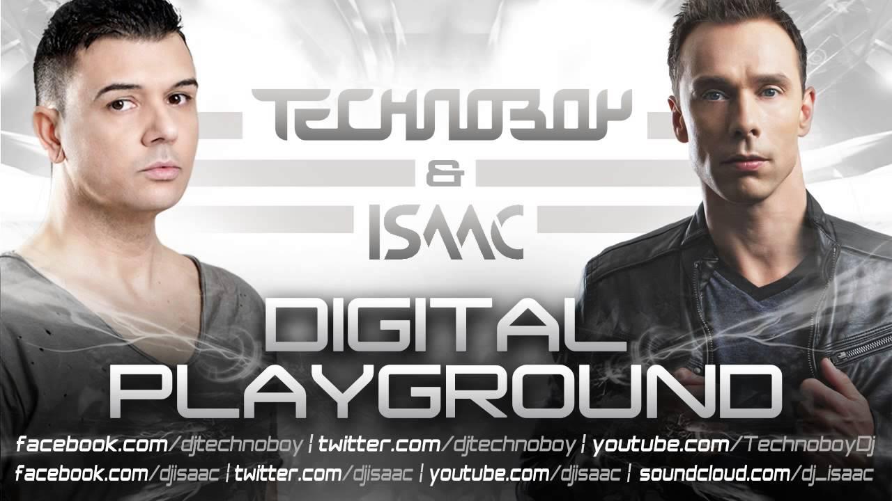 Download Technoboy & Isaac - Digital Playground