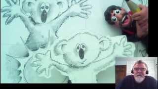 "How To Draw ""Koala The Kid"" with Mark Kistler"