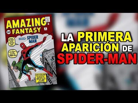 10 Curiosidades sobre el Amazing Fantasy 15