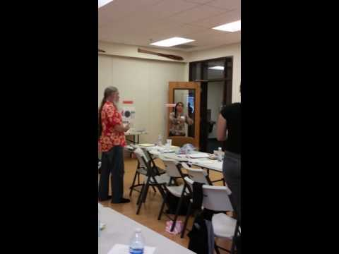 UELRP Inupiaq Immersion camp dance pt 5