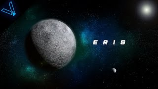 What is Beyond Pluto - The Second Largest Dwarf Planet Eris (Episode 3) 4K UHD