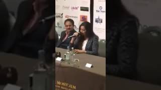 Gambar cover Thodi Der by Shreya Ghoshal for the first ever time live in UK conference 2017