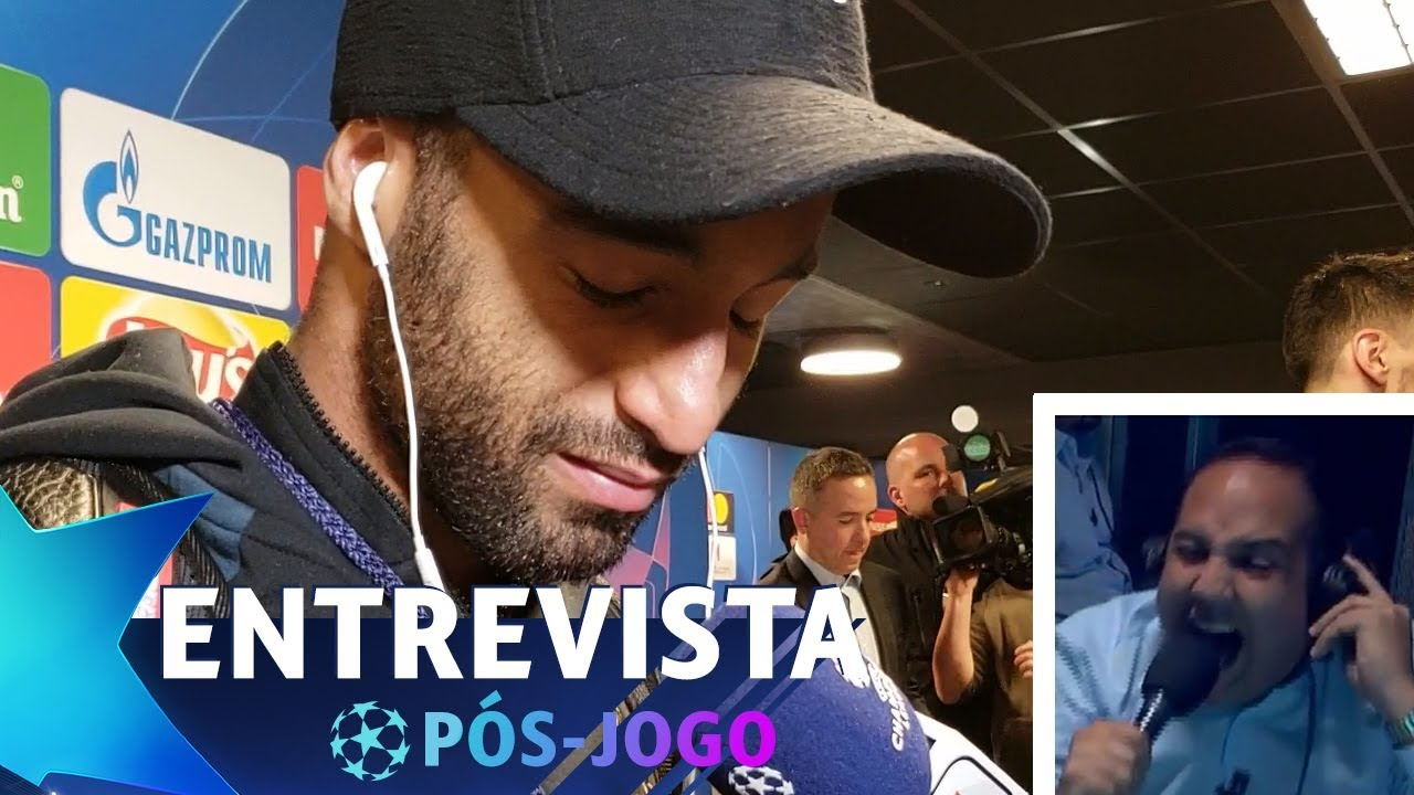 LUCAS MOURA CHORA AO VER A EMOCIONANTE NARRAÇÃO DE JORGE IGGOR - Ajax 2x3 Tottenham