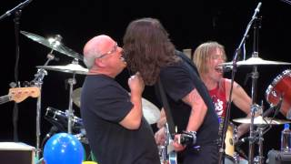 Foo Fighters ~ Tie Your Mother Down ~ with Tenacious D & Slash ~ 1/10/15