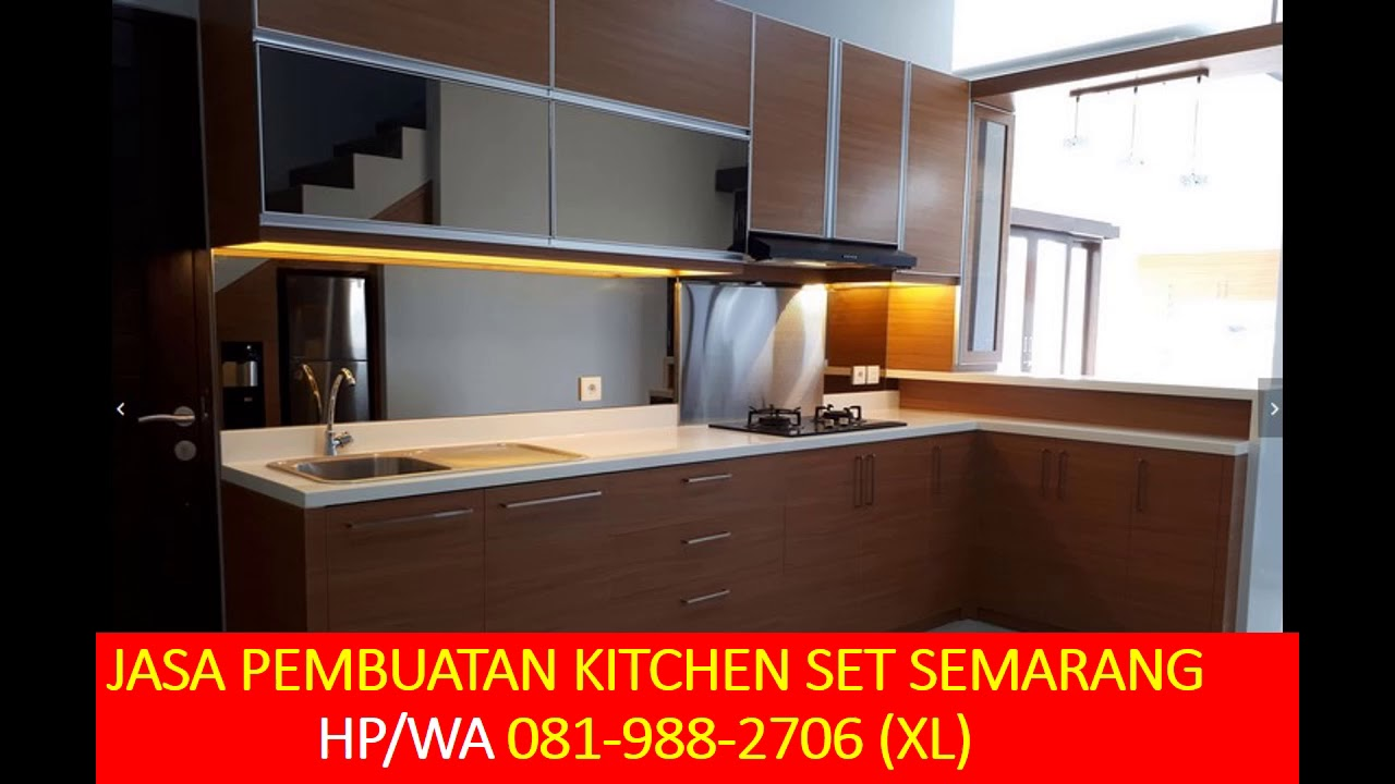 Kualitas Terjamin Wa 6281 988 2706 Xl Harga Kitchen Set Aluminium